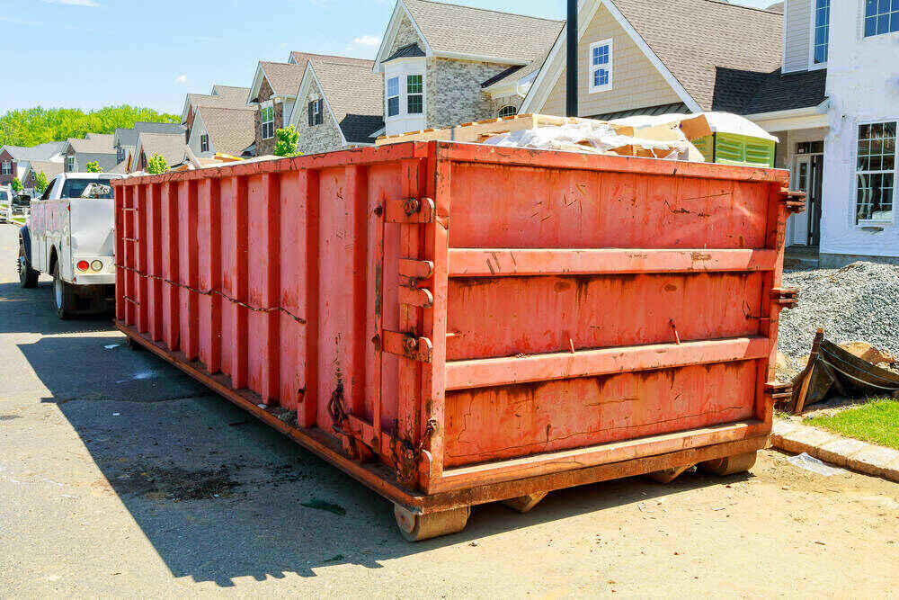 dumpster rental costs