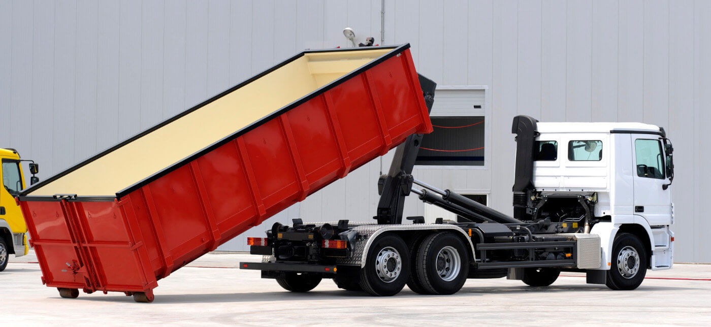 dumpster rental in Pompano Beach, FL